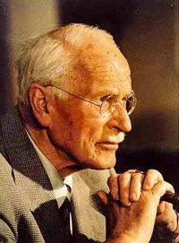 Photo of C. G. Jung